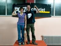 Pobjednici u zgibovima, Inga i Marko